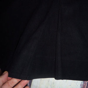 Anthropologie Skirts - Anthropologie Elevenses Skirt Black 6
